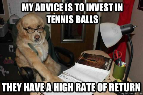 dog banker meme