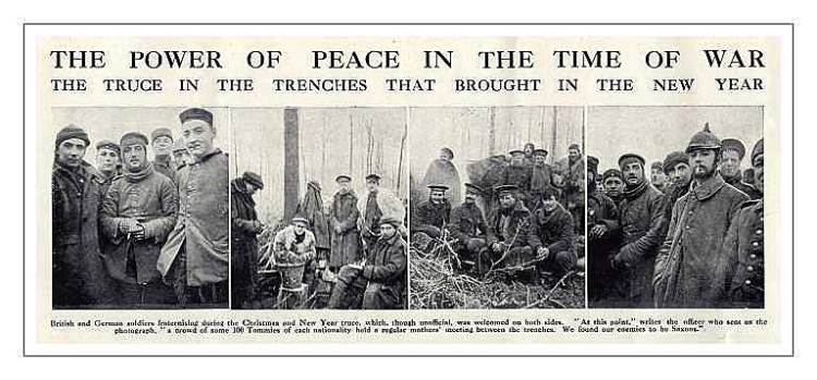 the power of peace 1914
